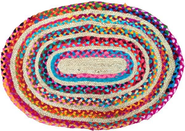 ROMANO Teppich oval