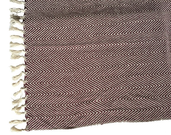ORVIETO Tagesdecke aus 100% Baumwolle